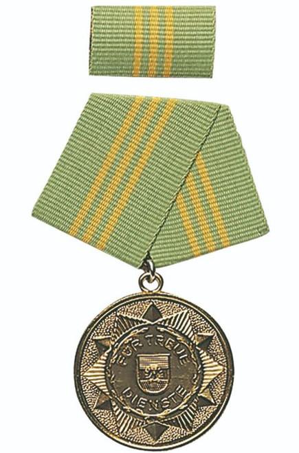 MDI Gold 15-Yr. Service Medal