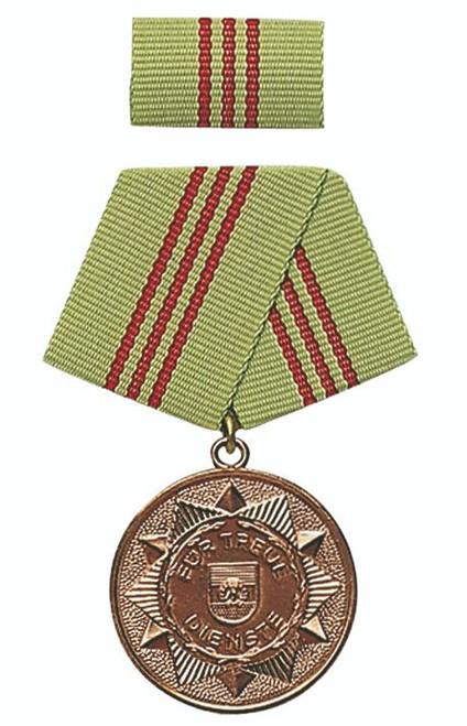 MDI Bronze 5-Yr. Service Medal