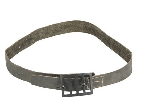 Italian Armed Forces WWII Leather Belt