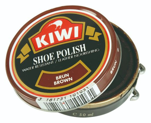 Kiwi Brown Shoe Polish