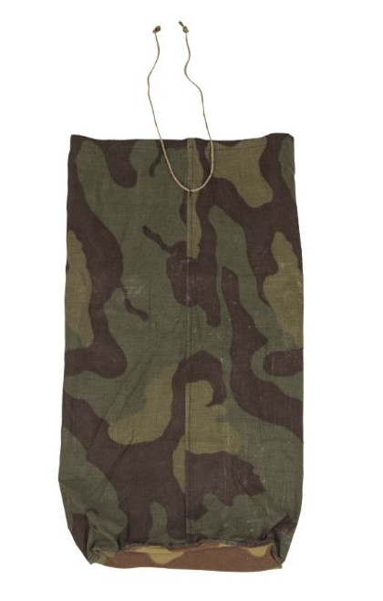 Italian Armed Forces San Marco Camo Transport Bag