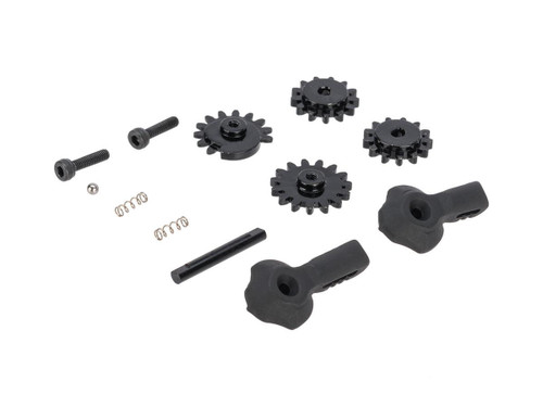 APS Phantom Ambidextrous Safety Selector for Airsoft M4/M16 AEGs - Black
