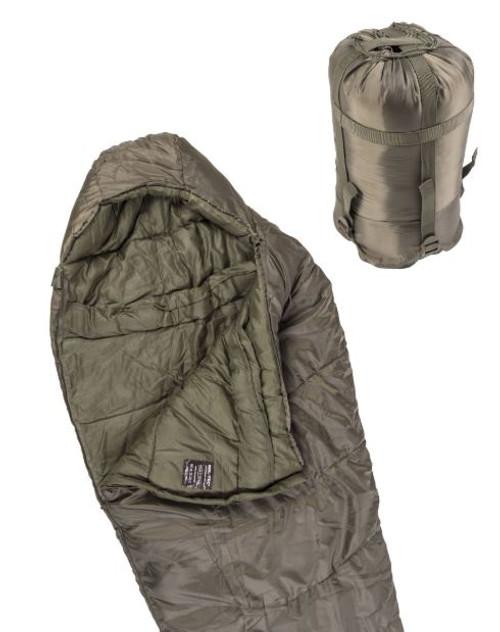 Mil-Tec Od 400Gr. Mummy Sleeping Bag