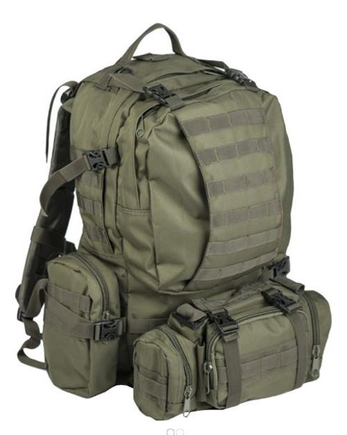 Mil-Tec OD Assembly Defense Pack