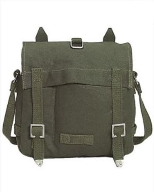 Mil-Tec OD Bread Bag W/Strap
