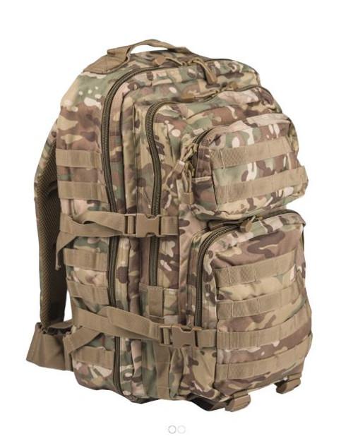 Mil-Tec Multitarn Camo Large Assault Pack