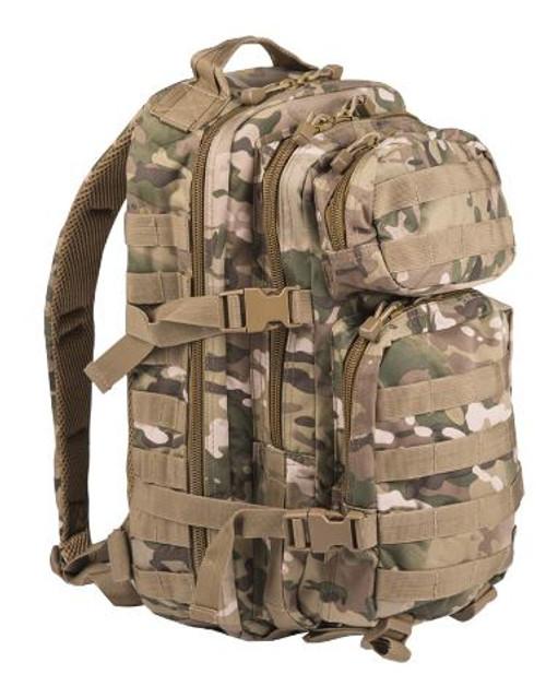 Mil-Tec Multitarn Camo Small Assault Pack