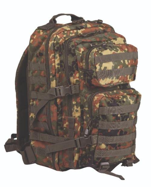 Mil-Tec Flectar Camo Large Assault Pack