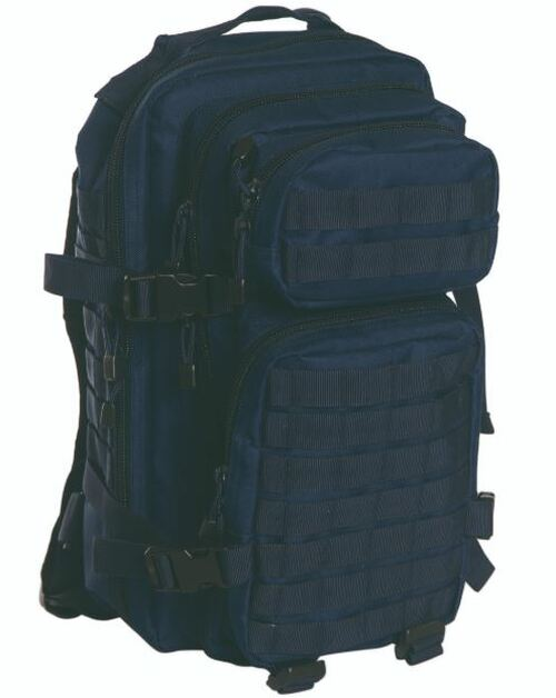 MIL-TEC Dark Blue Small Assault Pack