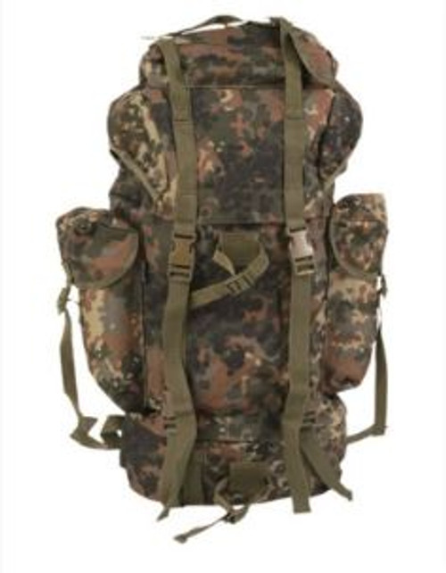 Mil-Tec Flectar Camo Combat Rucksack
