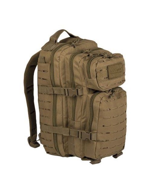 Mil-Tec Coyote Small Laser Cut Assault Pack