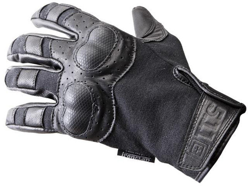 5.11 Tactical HardTime Hard Knuckle Gloves - Black