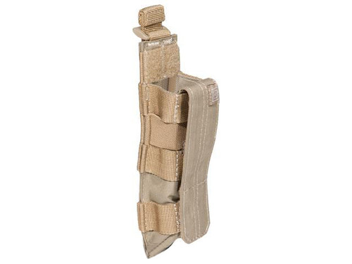 5.11 Tactical MP5 Single Bungee Cover Magazine Pouch (Color: Sandstone)