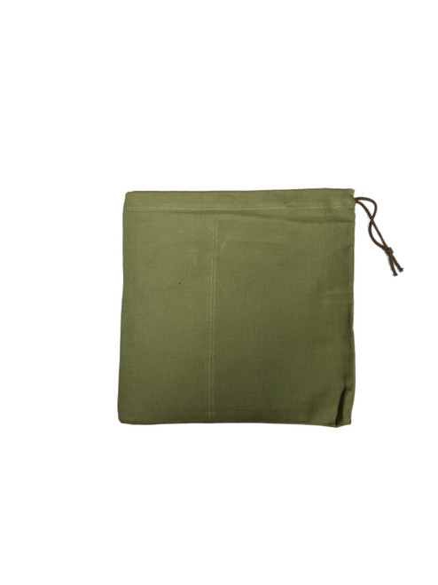 German Armed Forces OD Shoe Cleaning Bag