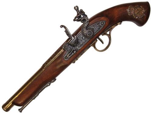 Flintlock Pistol Left-handed