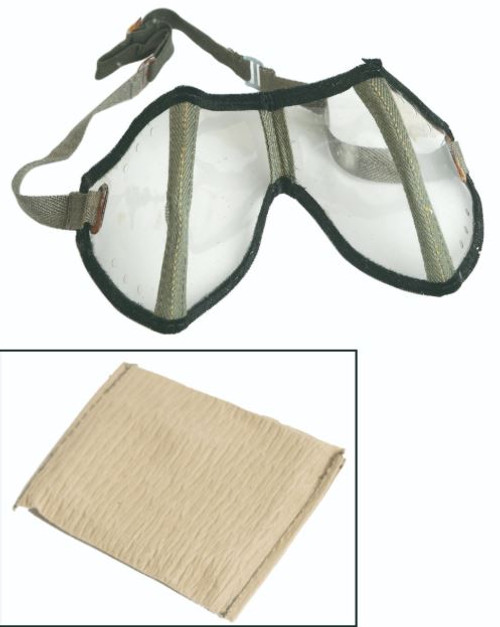 German Orig. Dust Goggles