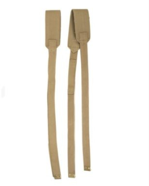 British Armed Forces M37 Field Suspenders