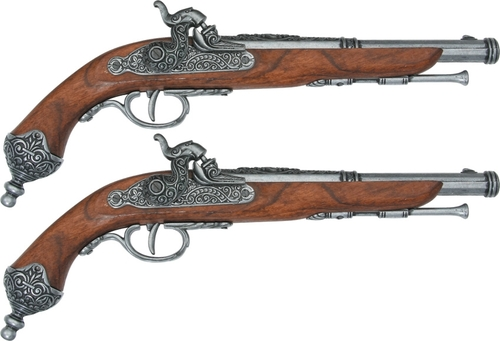 Italian Dueling Pistols