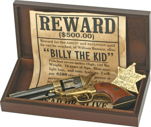 Billy The Kid Boxed Set