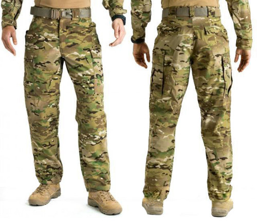 5.11 Tactical TDU Pants - Multicam (Size: XX-Large)
