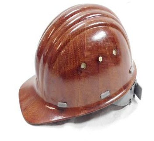 German Armed Forces Brown Work Helmet