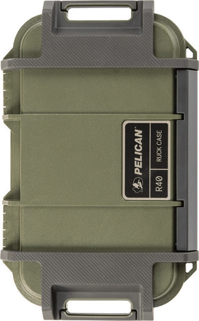 Ruck Case R40 OD Green