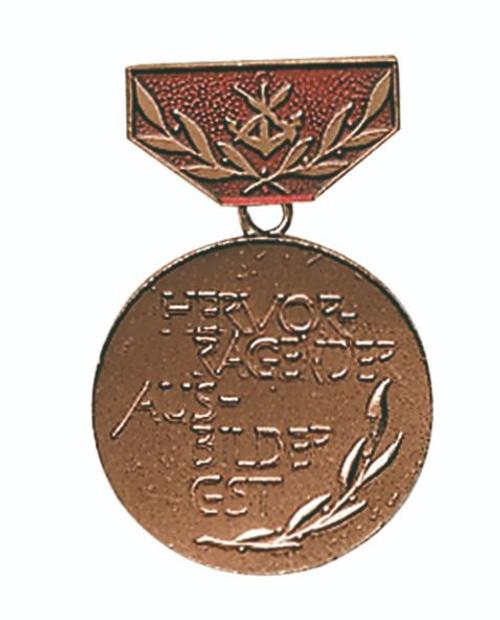 GST Bronze Ausbilder Medal