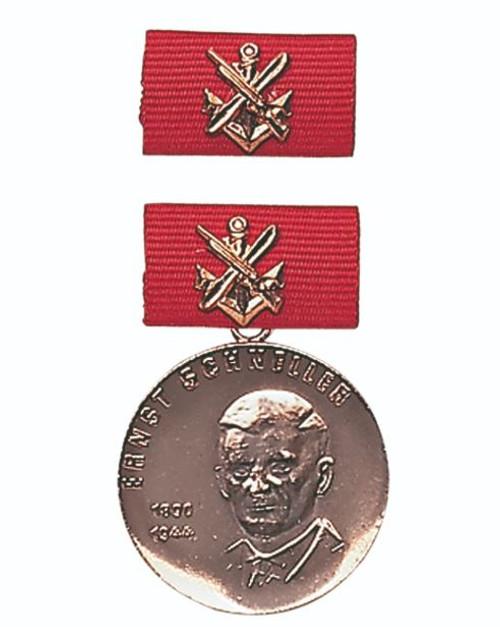 GST Bronze Ernst Schneller Medal