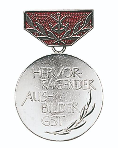 GST Silver Ausbilder Medal