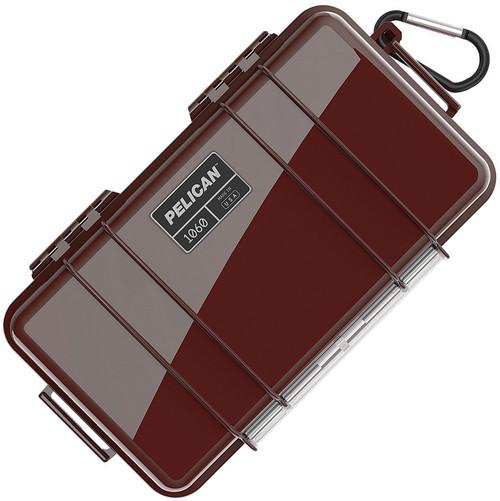 Micro Case Oxblood