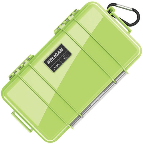 Micro Case Bright Green PL1060BGRBLK