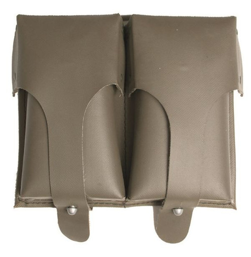 German Armed Forces G3 Old Style Vinyl Magazine Pouch