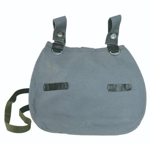 German Armed Forces Grey/OD Bread Bag w/Strap