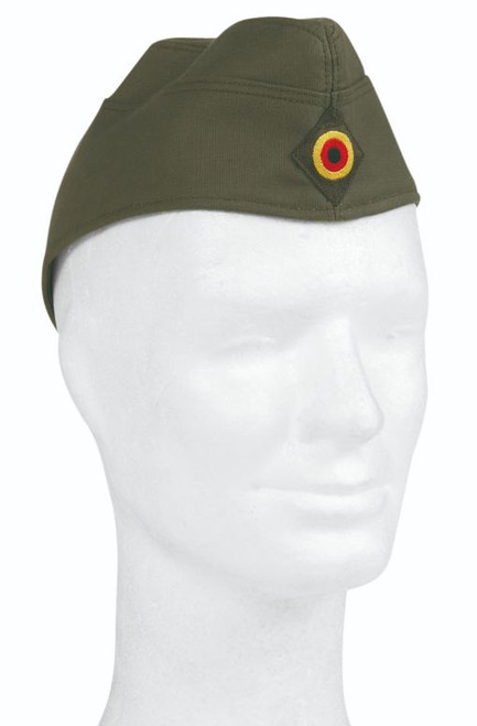 German Armed Forces Moleskin Overseas Cap