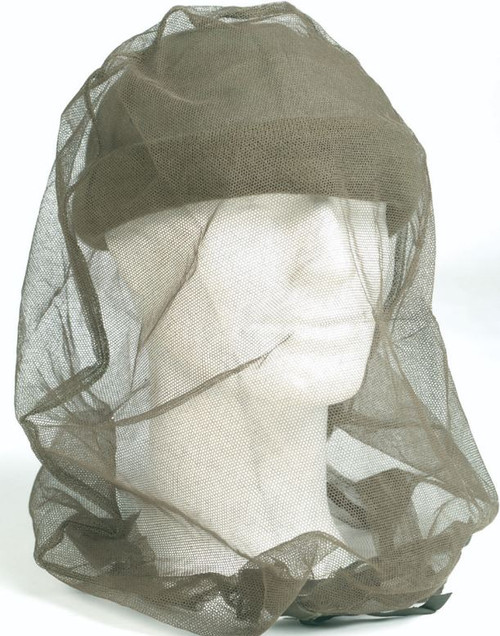 German Armed Forces Mosquito Head Net