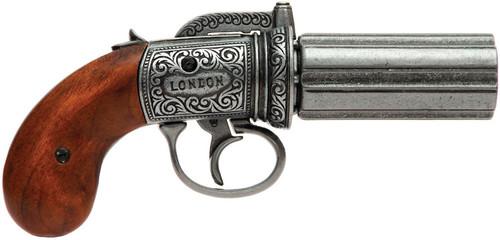 Pepperbox Revolver E