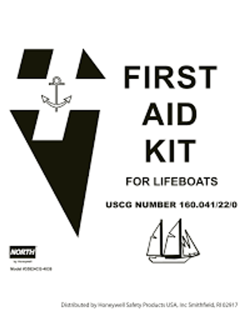 First AId Kit for Lifeboats