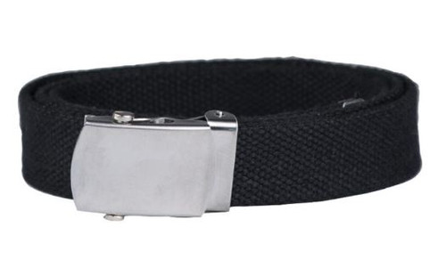 Mil-Tec Black Small Trouser Belt