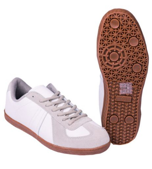 Mil-Tec German Style White Sport Shoes