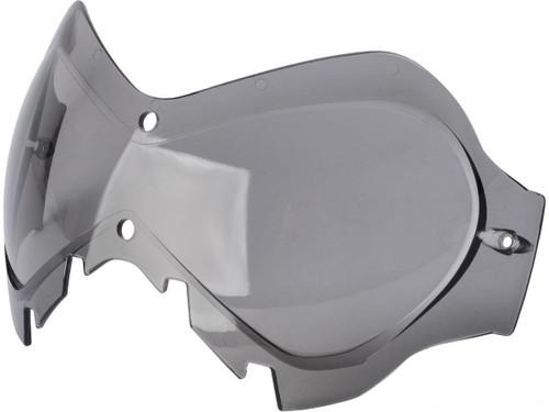 """6mmProShop Spare Lens for """"Slipstream"""" Masks (Color: Smoke)"""