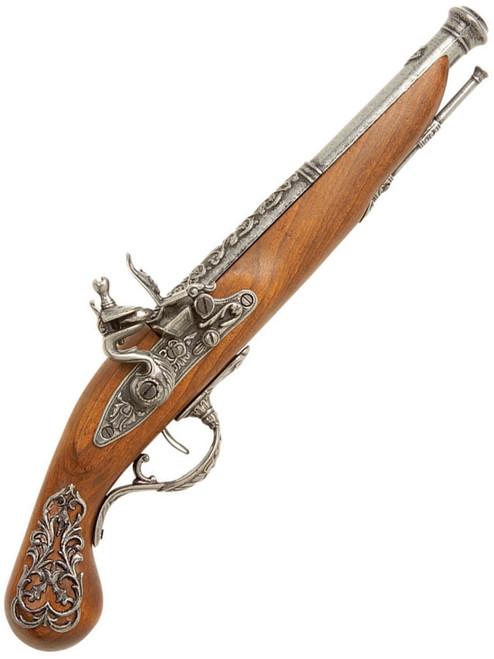 Brit Flintlock Pistol Replica