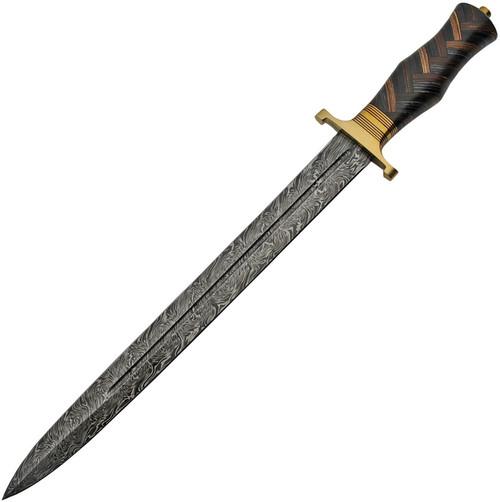 Braided Wood Sword