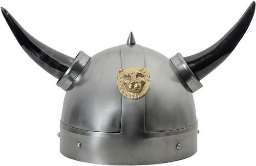 Lion Viking Helmet