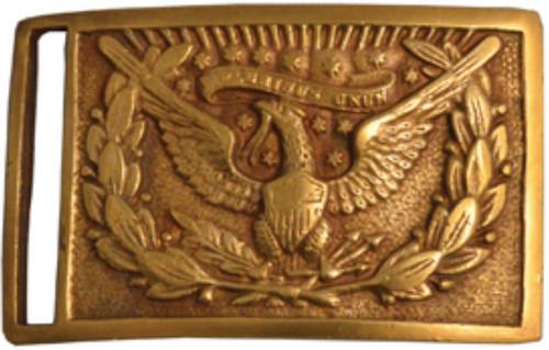 US Sword Belt Buckle Replica