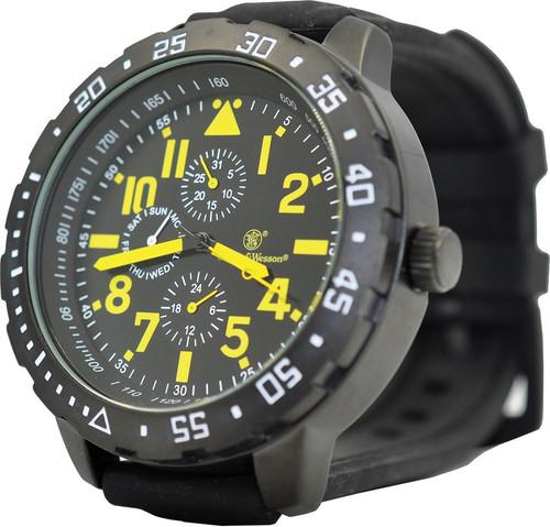 Calibrator Watch Yellow