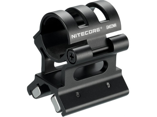 "Nitecore GM02M 1"" Magnetic Gun Barrel Mount"