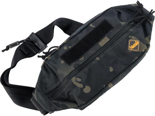 MagForce City Traveler Waistpack Medium (Color: Black Camo)