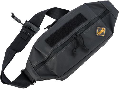 MagForce City Traveler Waistpack Medium (Color: Jet Black)