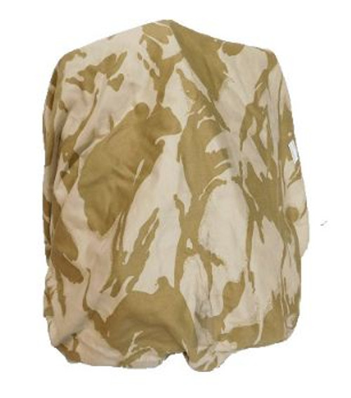British Armed Forces Desert Camo Large Rucksack Cover