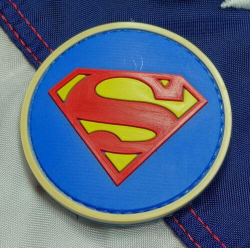 Superman PVC - Morale Patch